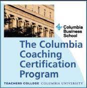 The Columbia Coaching Certification Program